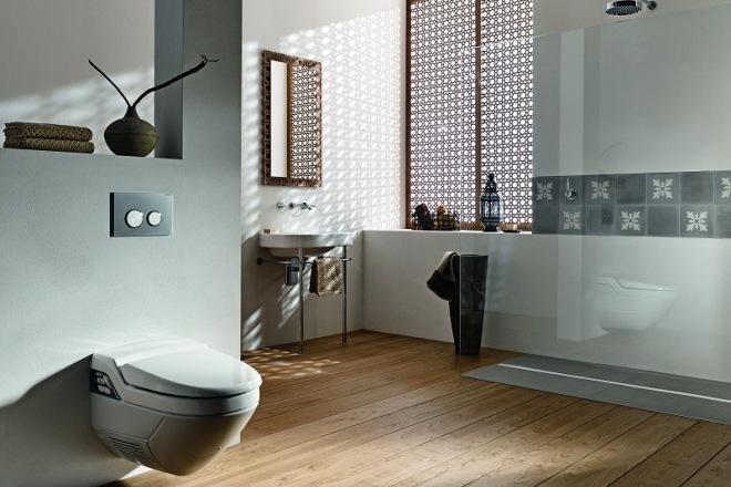 jak zabezpieczy drewnian pod og w azience wygodne. Black Bedroom Furniture Sets. Home Design Ideas